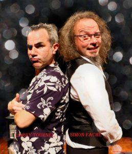 Simon Fache and Larry Tournel's Photo