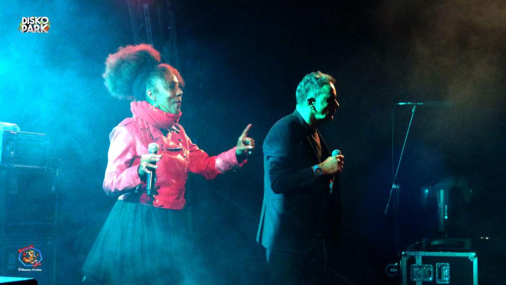 Joniece Jamison - Singer & Jean Pierre Morgand @Remo.Tintin