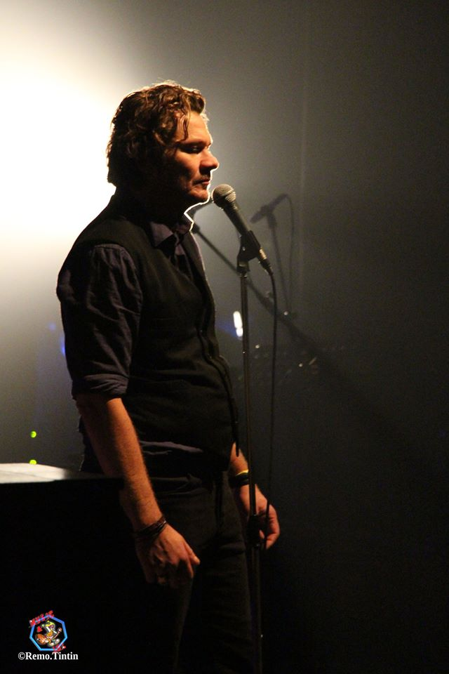 Greg ALLAYES sur scène