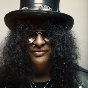 Photo de profil du guitariste slash